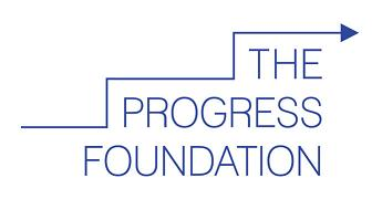 Progress Foundation Sticky Logo